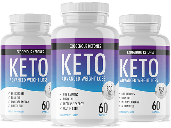 Gélules Keto Advanced