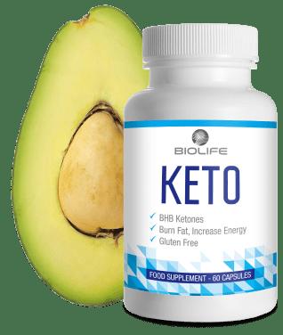 Gélule Keto Biolife pour perdre du poids