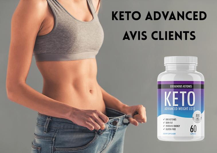 Avis des consommateurs sur Keto Advanced