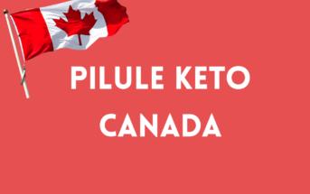 Pilule keto au Canada