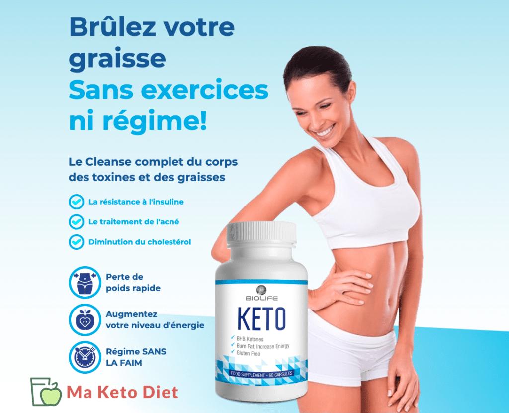 Résultats de Keto Biolife