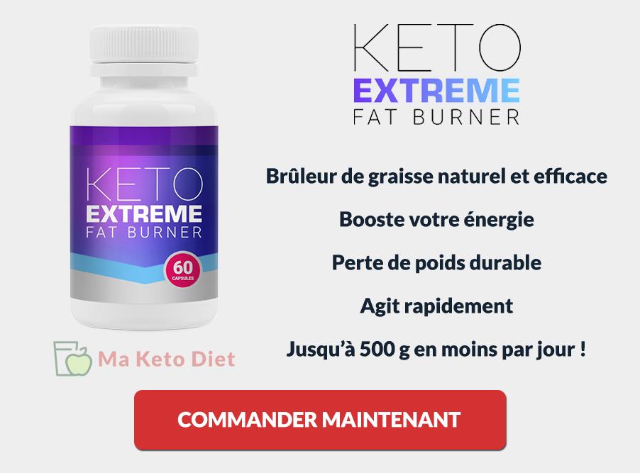 Résultats et avantages de Keto Extreme Fat Burner