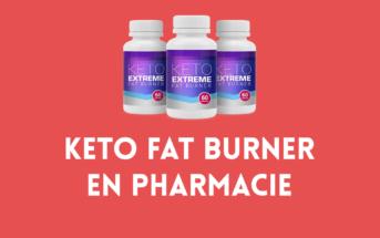 Keto Fat Burner en pharmacie