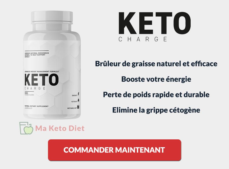 Bénéfices et avantages de KetoCharge